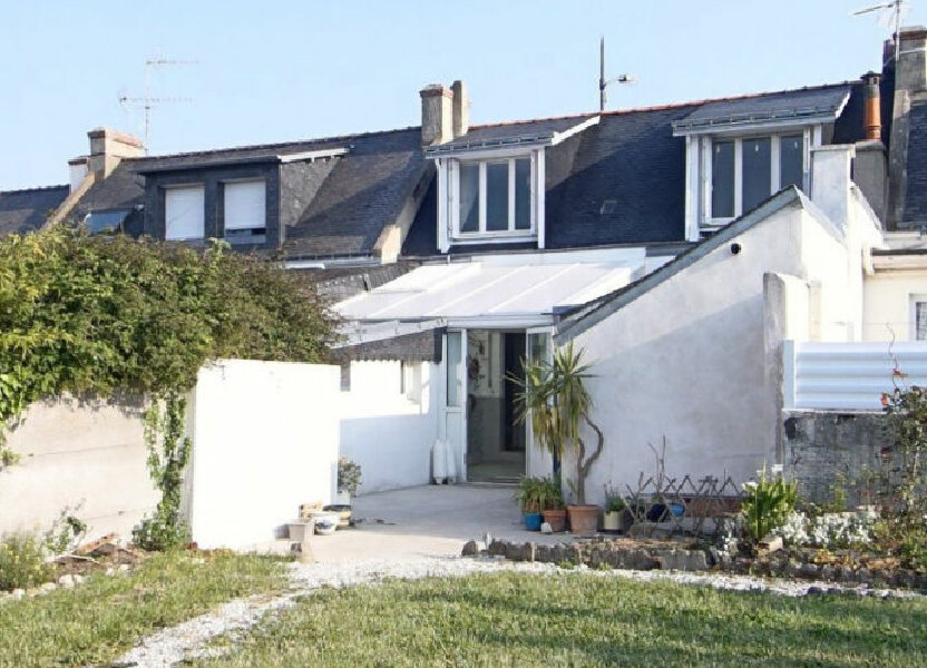 Maison à louer 80m2 à Riantec