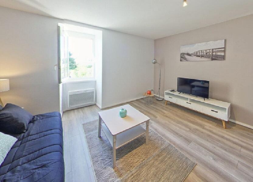 Appartement à louer 25m2 à Larmor-Plage