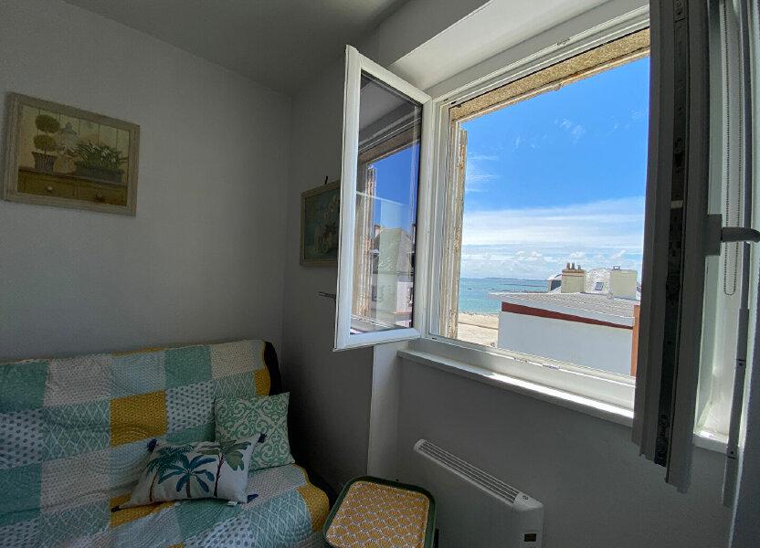 Appartement à louer 14.54m2 à Larmor-Plage