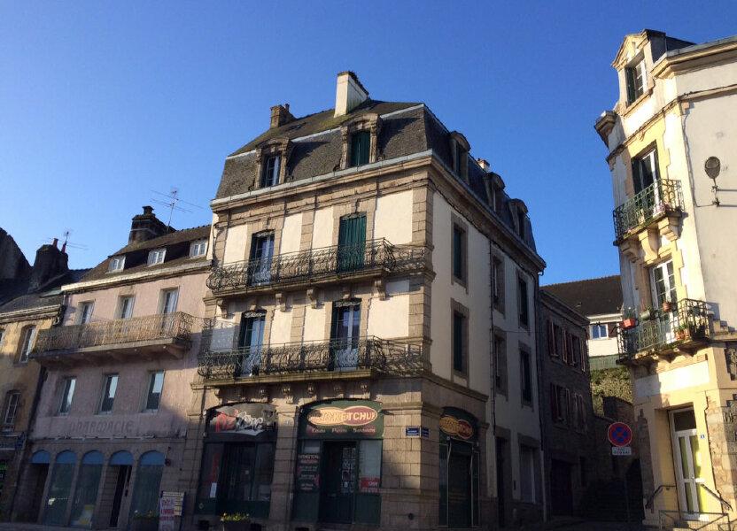 Appartement à louer 25m2 à Quimperlé