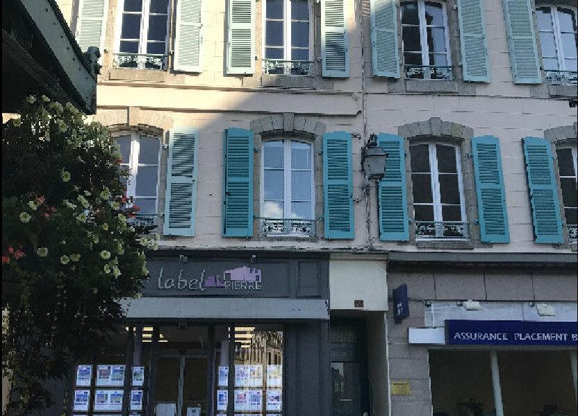 Appartement à louer 91m2 à Quimperlé