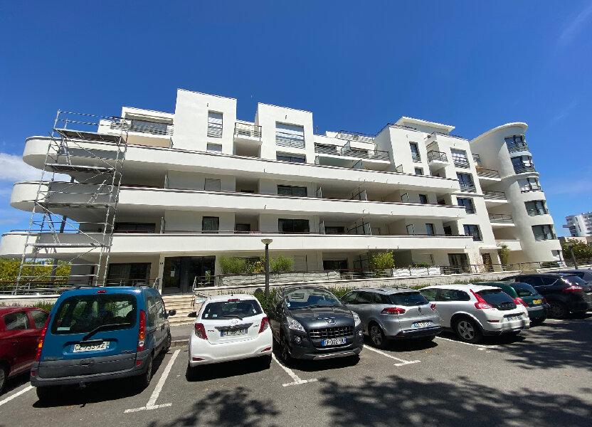 Appartement à louer 63.4m2 à Lorient