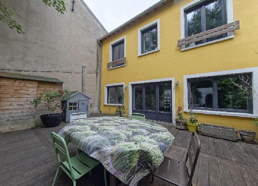 Maison à vendre 128m2 à Bagnolet