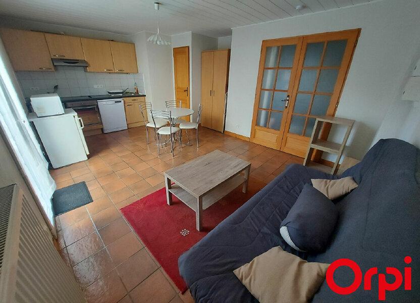 Appartement à louer 34m2 à Bons-en-Chablais