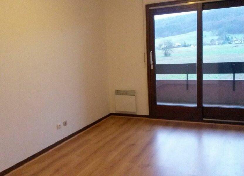 Appartement à louer 40.95m2 à Douvaine