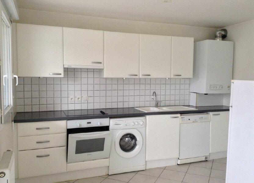Appartement à louer 53m2 à Veigy-Foncenex