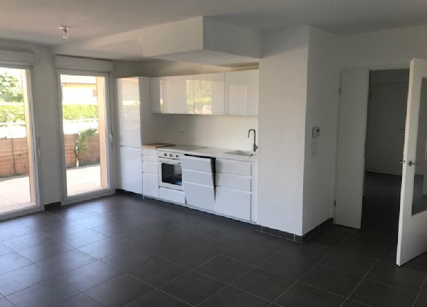 Appartement à louer 61.49m2 à Veigy-Foncenex