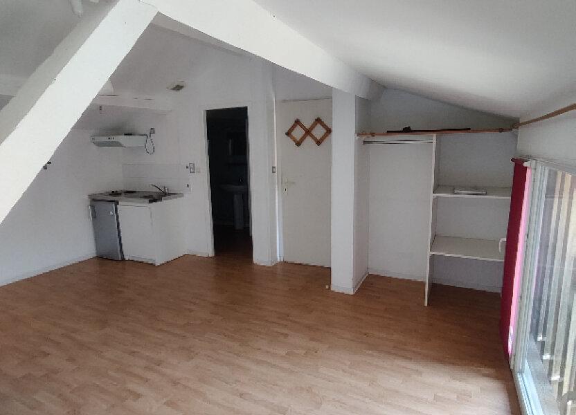 Appartement à louer 24m2 à Mont-de-Marsan