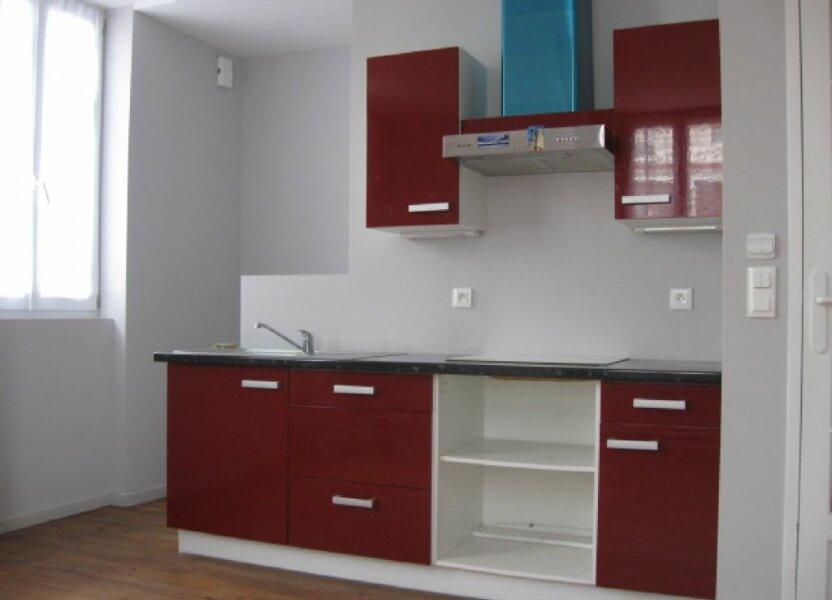 Appartement à louer 36m2 à Mont-de-Marsan
