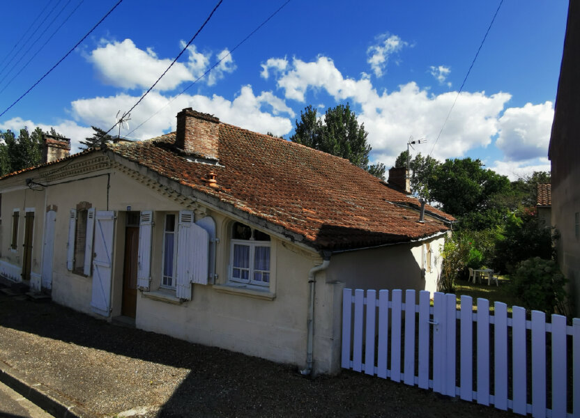 Maison à vendre 110m2 à Villeneuve-de-Marsan