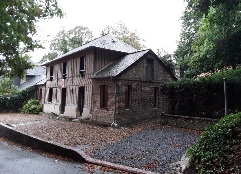 Maison à louer 108.98m2 à Saint-André-d'Hébertot