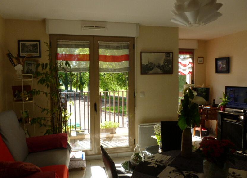 Appartement à louer 46.51m2 à Pont-l'Évêque