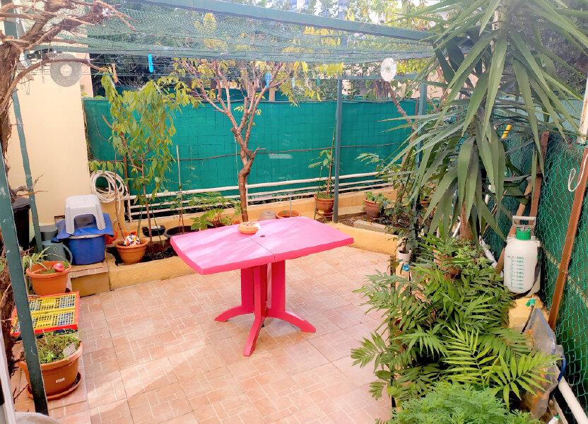 Appartement à vendre 54m2 à Antibes