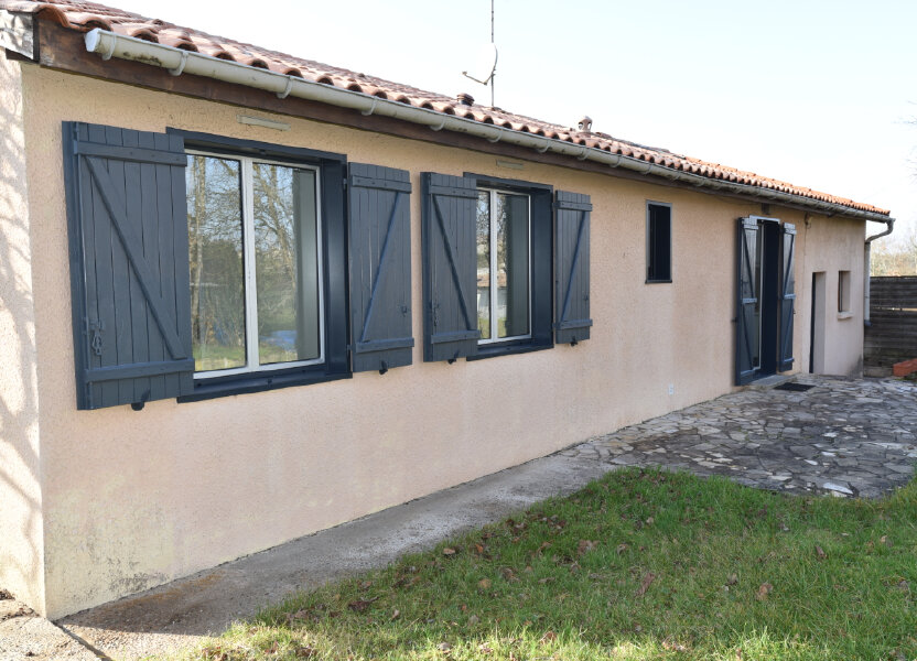 Maison à louer 95m2 à Laroque-Timbaut