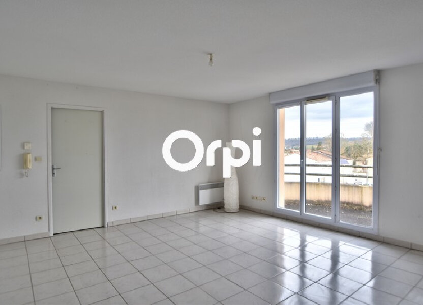 Appartement à louer 59.6m2 à Lafox