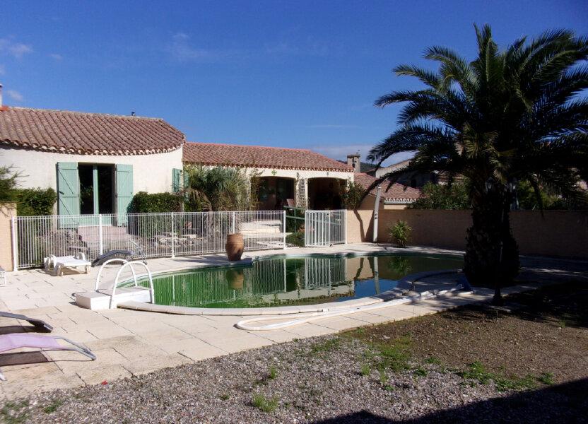 Maison à vendre 139m2 à Cabrières