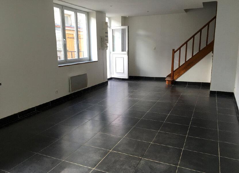 Appartement à louer 72m2 à Boulogne-sur-Mer