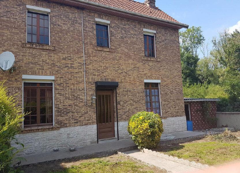 Maison à vendre 97m2 à Longfossé