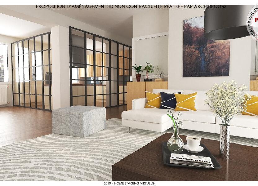 Appartement à vendre 132m2 à Boulogne-sur-Mer