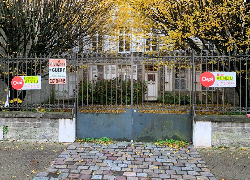 Maison à vendre 215m2 à Boulogne-sur-Mer