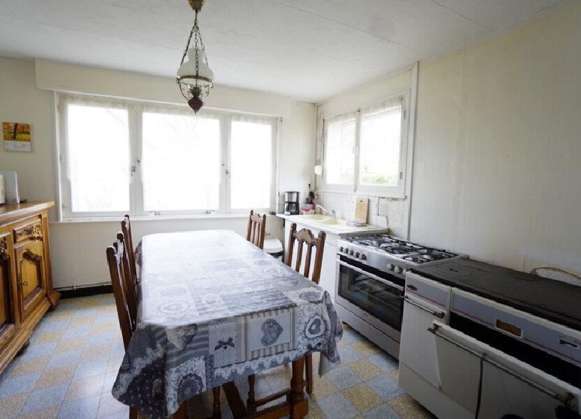 Maison à vendre 78m2 à Hesdin-l'Abbé