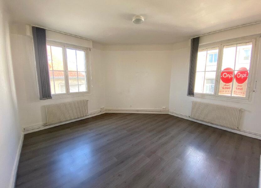 Appartement à louer 61m2 à Boulogne-sur-Mer