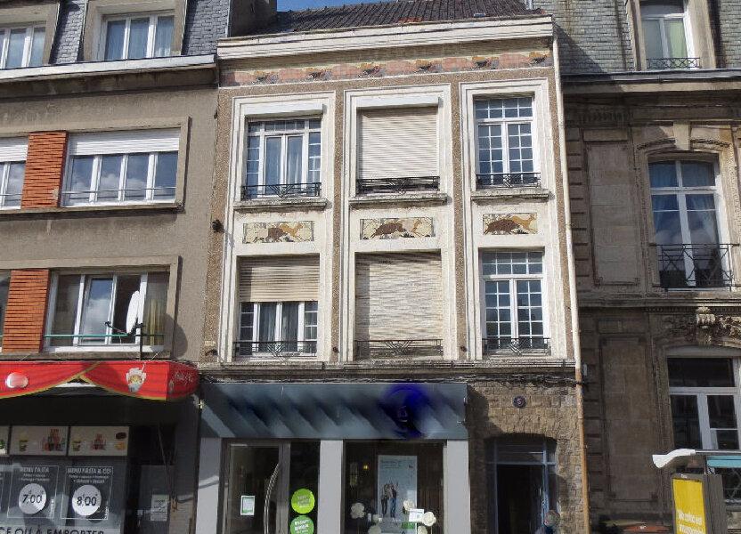 Maison à vendre 175m2 à Boulogne-sur-Mer