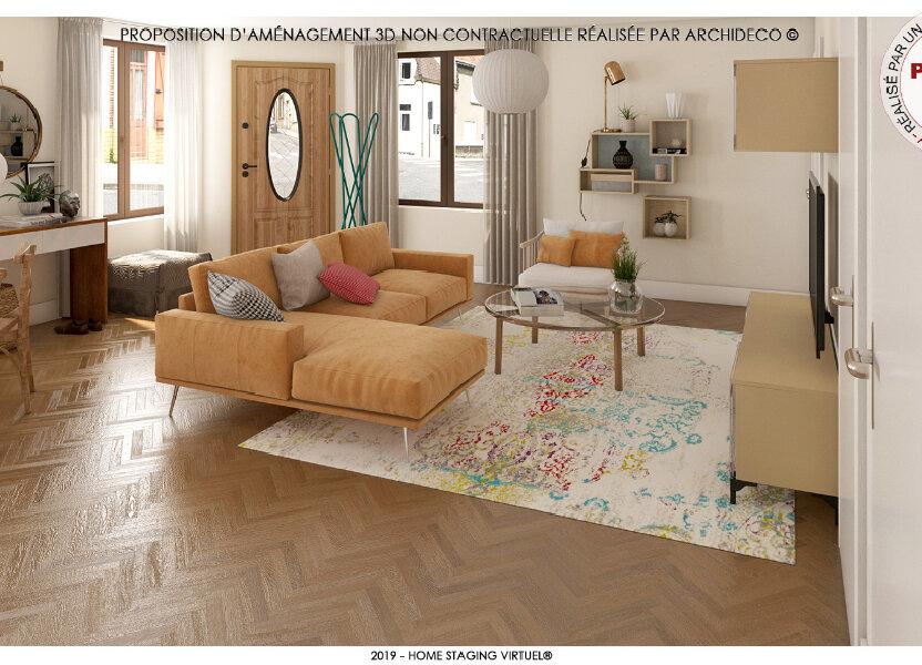 Maison à vendre 147m2 à Boulogne-sur-Mer