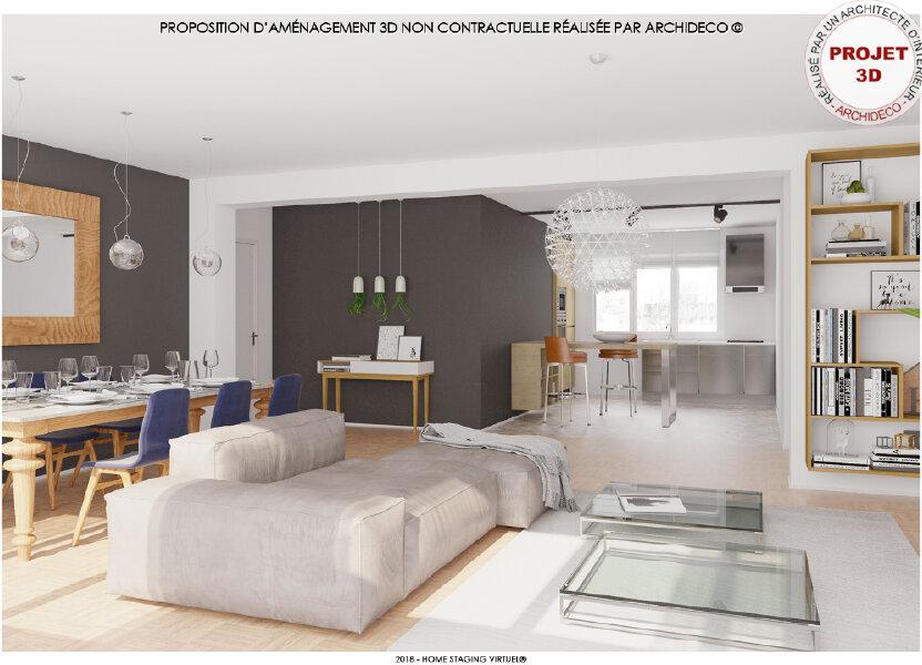 Appartement à vendre 78m2 à Boulogne-sur-Mer