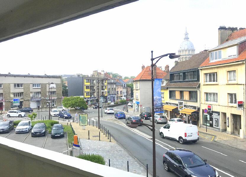 Appartement à vendre 25m2 à Boulogne-sur-Mer