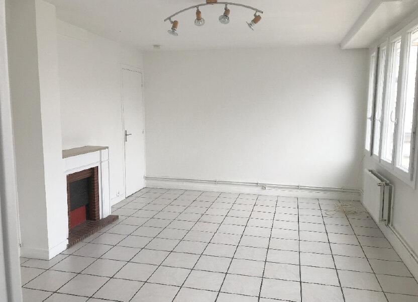 Appartement à louer 42m2 à Boulogne-sur-Mer