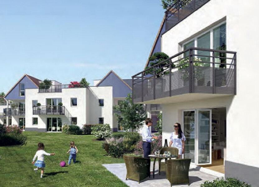 Appartement à vendre 45.7m2 à Wimereux