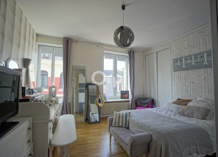 Maison à vendre 115m2 à Boulogne-sur-Mer