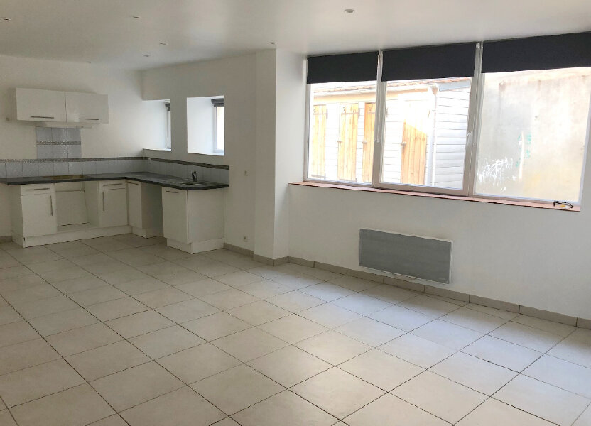 Appartement à louer 45m2 à Boulogne-sur-Mer