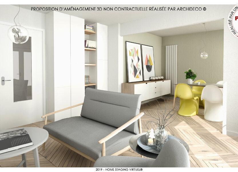 Appartement à vendre 72.81m2 à Boulogne-sur-Mer
