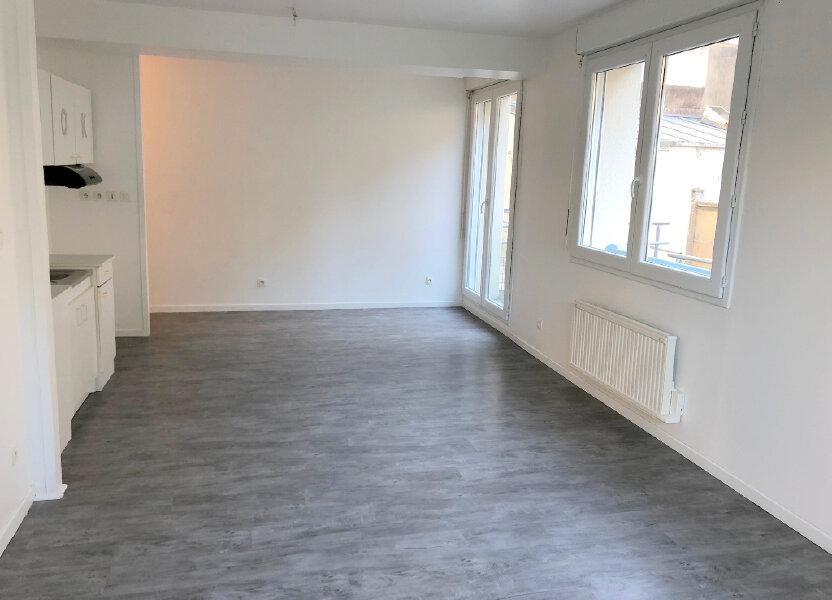 Appartement à louer 47m2 à Boulogne-sur-Mer