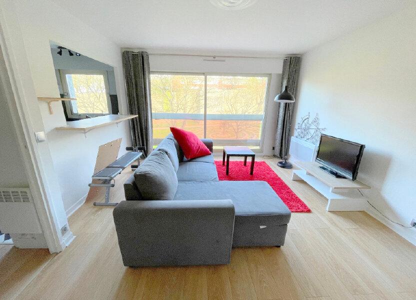 Appartement à louer 43m2 à Boulogne-sur-Mer