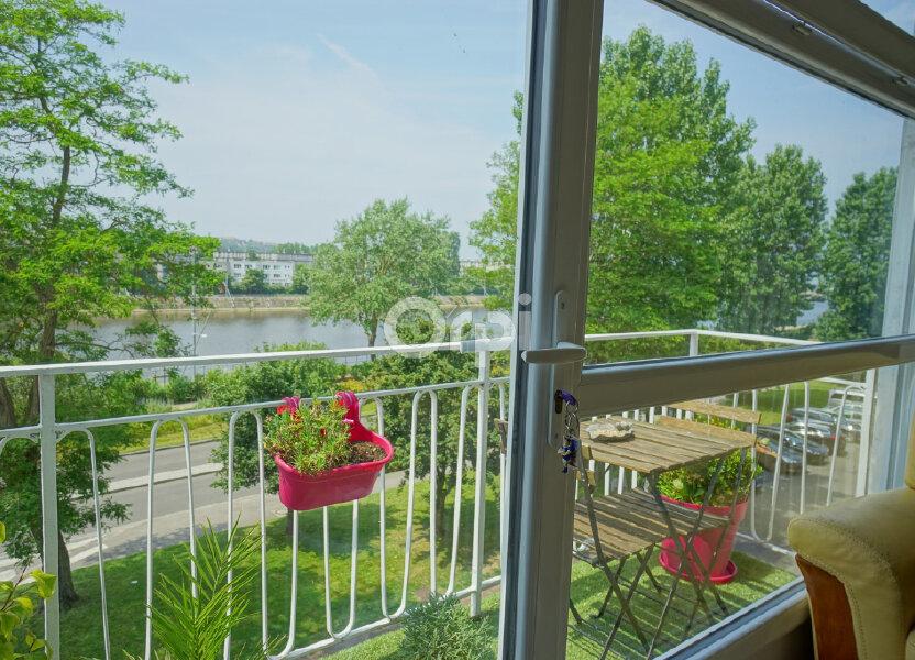 Appartement à vendre 72m2 à Boulogne-sur-Mer