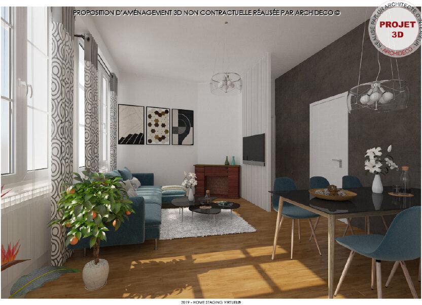 Appartement à vendre 125m2 à Boulogne-sur-Mer