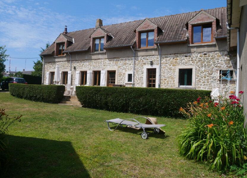 Maison à vendre 202m2 à Saint-Martin-Boulogne
