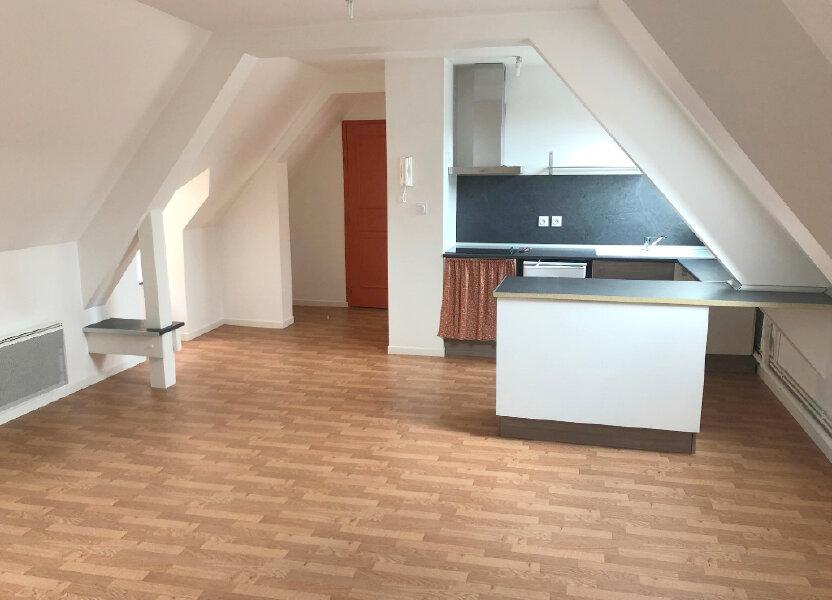 Appartement à louer 50m2 à Boulogne-sur-Mer