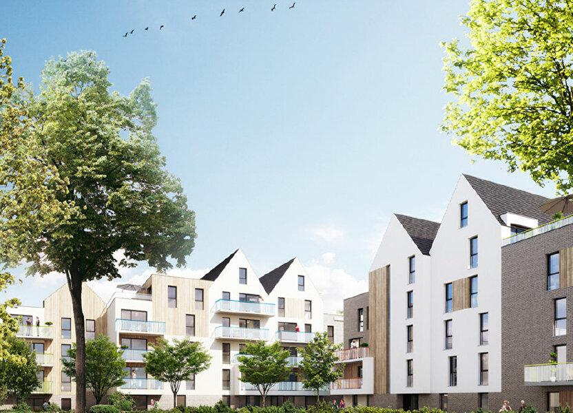 Appartement à vendre 64.15m2 à Wimereux