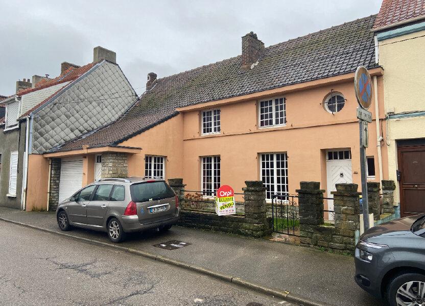 Maison à vendre 187m2 à Saint-Martin-Boulogne