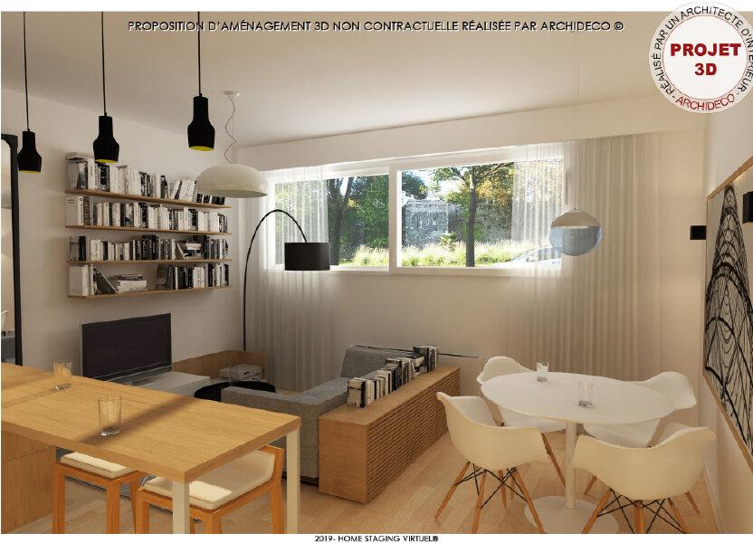 Appartement à vendre 32m2 à Boulogne-sur-Mer