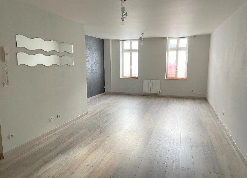 Appartement à louer 66m2 à Boulogne-sur-Mer