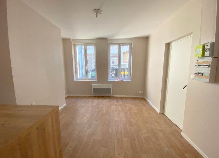 Appartement à louer 37m2 à Boulogne-sur-Mer