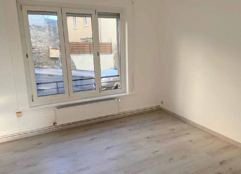 Appartement à louer 34m2 à Boulogne-sur-Mer