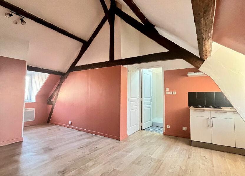 Appartement à louer 32m2 à Boulogne-sur-Mer
