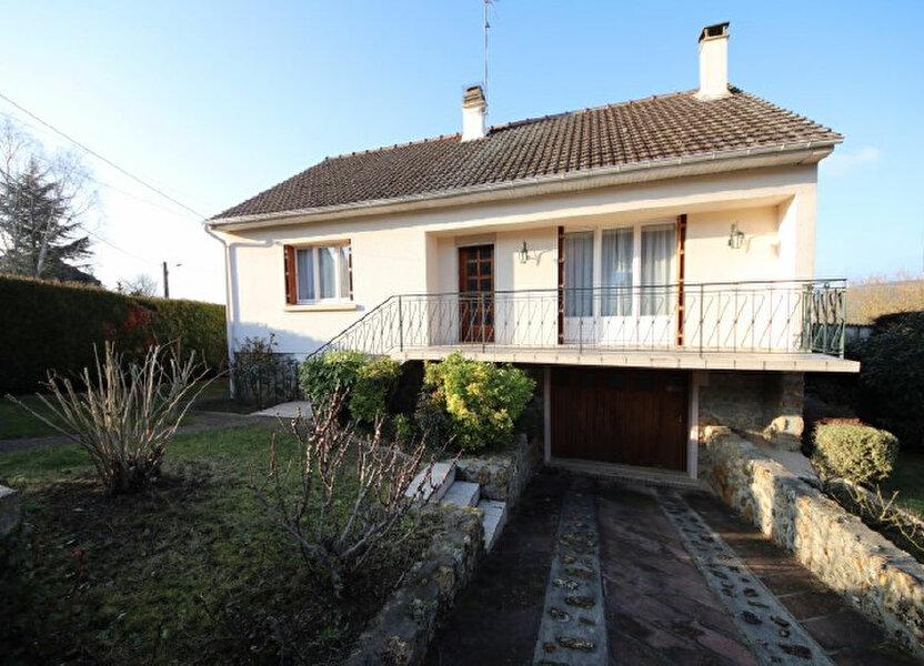 Maison à vendre 92m2 à Château-Thierry