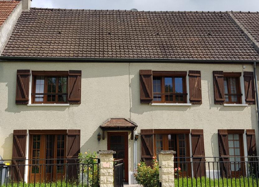 Maison à vendre 120m2 à Crouy-sur-Ourcq